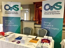 CVSNI Exhibition Stand at UUP Conference